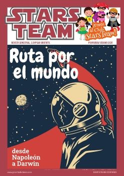 Revista Stars Team Primavera 2020